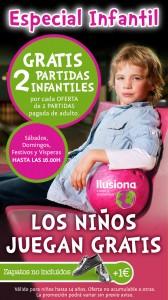 Niños-Gratis15. Parc d'Aro.