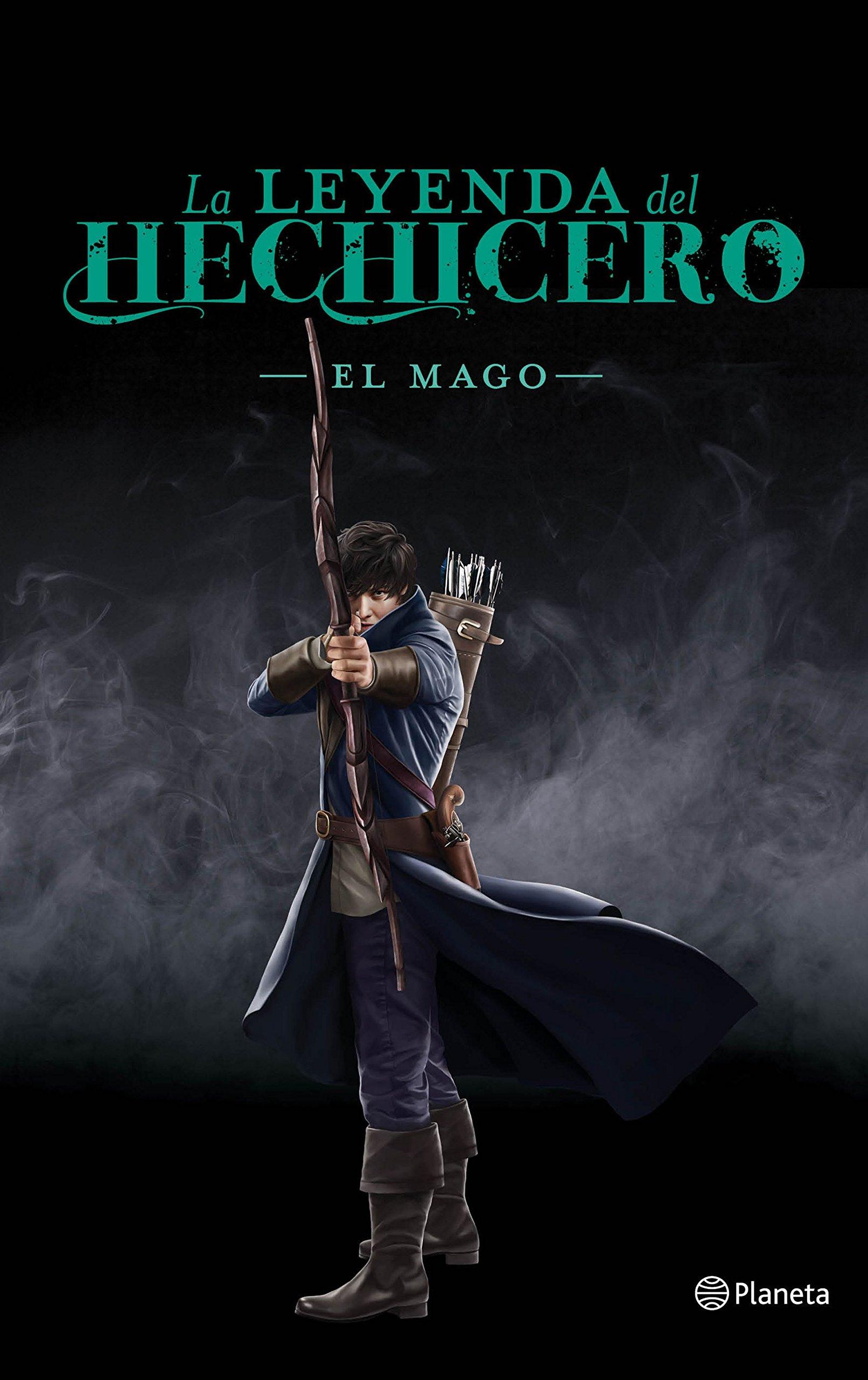 la leyenda del hechicer el mago